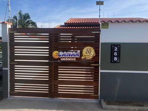 Casa, código 8374 em Itanhaém, bairro Balneário Tupy