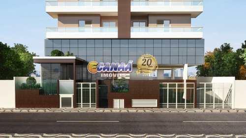 Apartamento, código 8376 em Praia Grande, bairro Ocian