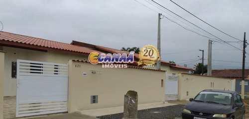 Casa, código 8382 em Itanhaém, bairro Cibratel 2