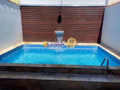 Casa, código 8384 em Mongaguá, bairro Balneário Santa Eugênia