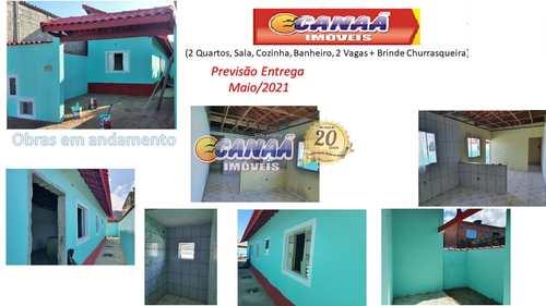 Casa, código 8411 em Mongaguá, bairro Jussara
