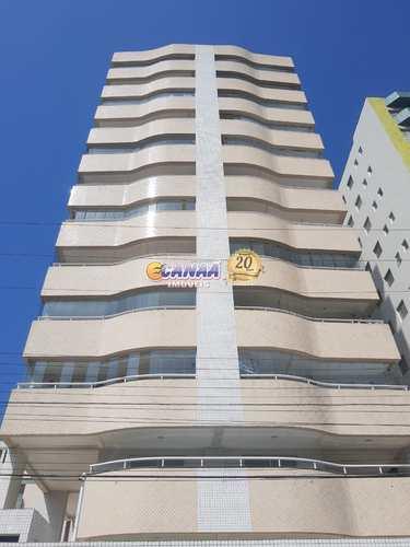 Apartamento, código 8414 em Mongaguá, bairro Centro
