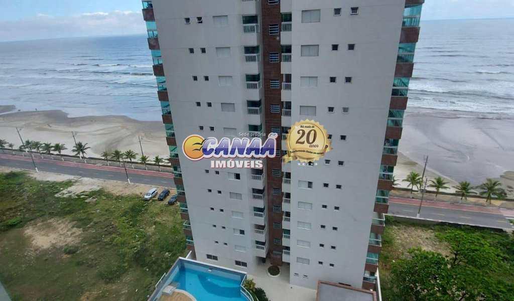 Apartamento em Mongaguá, bairro Jardim Lunamar