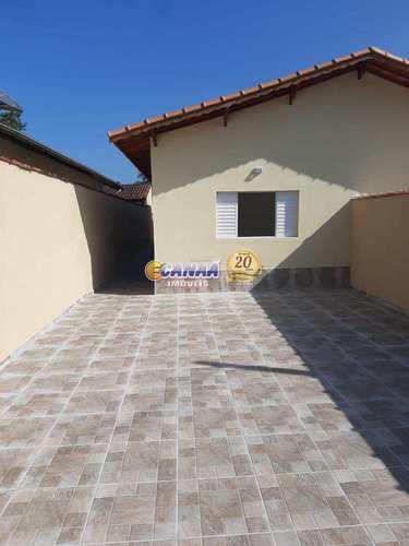 Casa, código 8421 em Mongaguá, bairro Balneário Itaguai