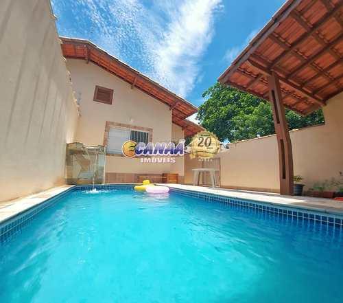 Casa, código 8450 em Itanhaém, bairro Jardim Suarão