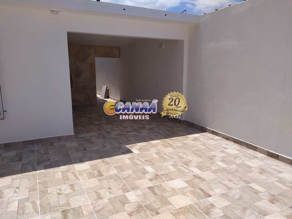 Casa em Praia Grande, no bairro Solemar