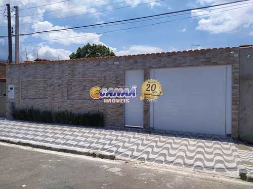 Casa, código 8455 em Praia Grande, bairro Solemar