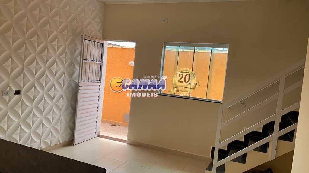 Casa de Condomínio em Mongaguá, no bairro Vila Atlântica