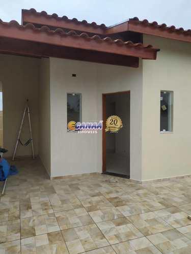 Casa, código 8464 em Itanhaém, bairro Cibratel 2