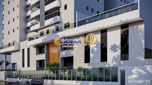 Apartamento, código 8477 em Mongaguá, bairro Centro