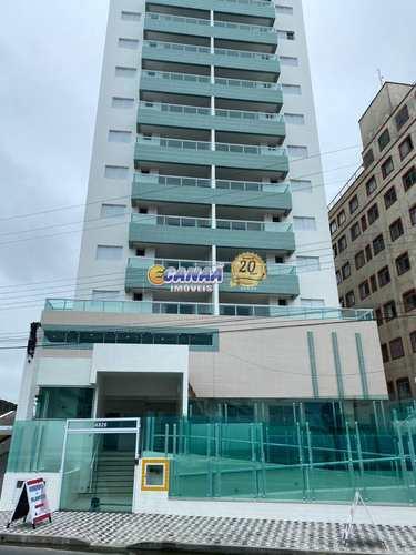 Apartamento, código 8501 em Mongaguá, bairro Vila Atlântica