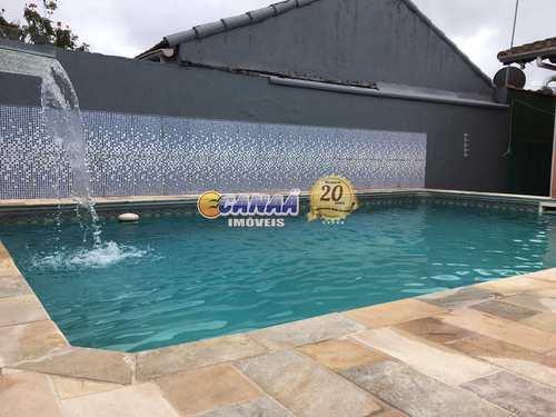 Casa, código 8518 em Mongaguá, bairro Balneário Regina Maria