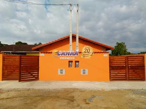 Casa, código 8528 em Itanhaém, bairro Jardim Regina