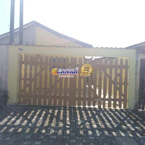 Casa, código 8531 em Mongaguá, bairro Itaguaí