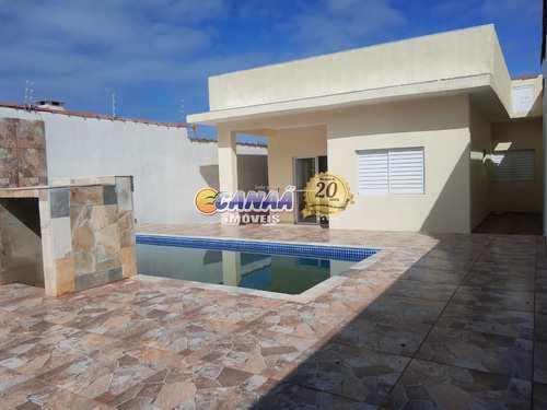 Casa, código 8534 em Mongaguá, bairro Balneário Santa Eugênia