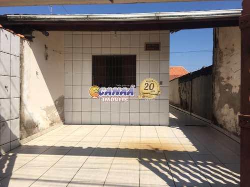 Casa, código 8537 em Mongaguá, bairro Balneário Itaguai