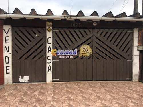 Casa, código 8538 em Mongaguá, bairro Balneário Jussara