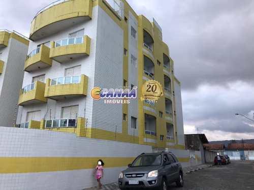 Apartamento, código 8543 em Mongaguá, bairro Vila Vera Cruz