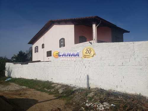 Sobrado, código 8546 em Mongaguá, bairro Balneário Itaguai