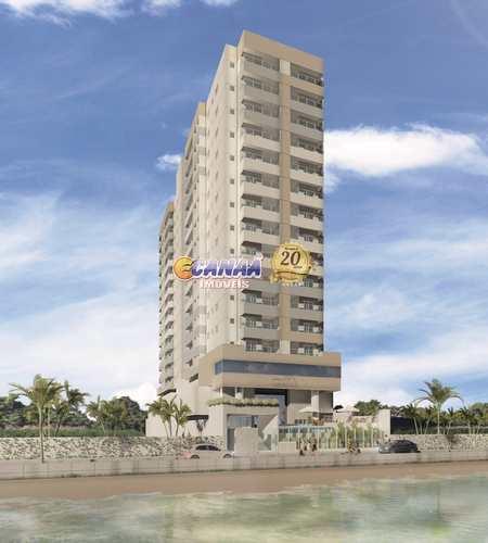 Apartamento, código 8548 em Mongaguá, bairro Centro