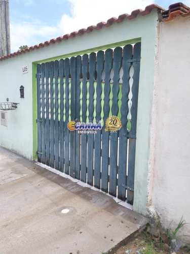 Casa, código 8559 em Itanhaém, bairro Loty