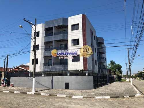 Apartamento, código 8562 em Mongaguá, bairro Agenor de Campos