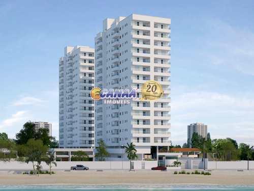 Apartamento, código 8595 em Mongaguá, bairro Jardim Praia Grande