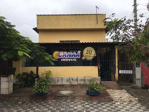 Casa, código 8601 em Mongaguá, bairro Balneário Itaguai