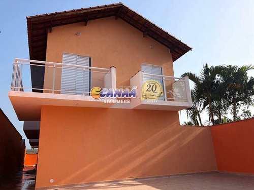 Casa de Condomínio, código 8605 em Mongaguá, bairro Vila Atlântica