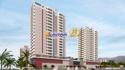 Apartamento, código 8610 em Mongaguá, bairro Centro