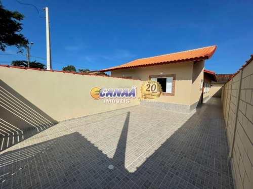 Casa, código 8644 em Mongaguá, bairro Balneário Itaguai