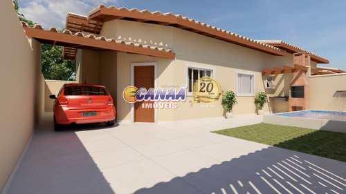 Casa, código 8668 em Itanhaém, bairro Cibratel
