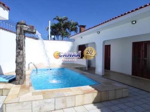 Casa, código 8669 em Mongaguá, bairro Balneário Flórida Mirim
