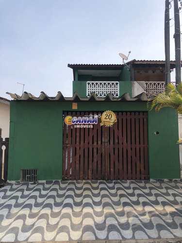 Sobrado, código 8671 em Mongaguá, bairro Balneário Mar Sol