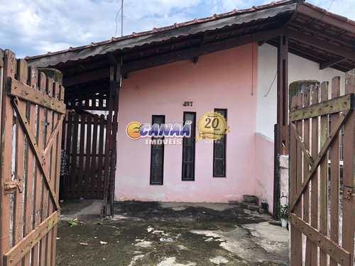 Casa, código 8678 em Mongaguá, bairro Itaguaí