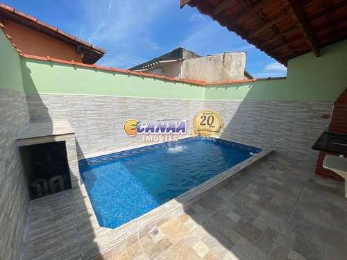Casa, código 8685 em Mongaguá, bairro Pedreira