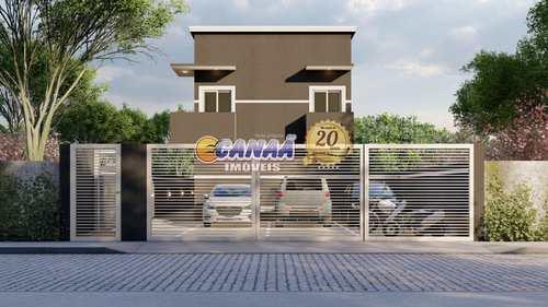 Casa de Condomínio, código 8693 em Mongaguá, bairro Vila Atlântica