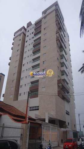Apartamento, código 8698 em Mongaguá, bairro Centro