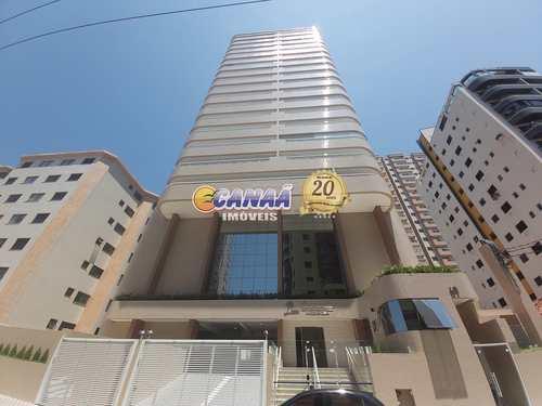 Apartamento, código 8716 em Praia Grande, bairro Aviação