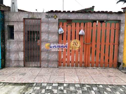 Casa, código 8721 em Mongaguá, bairro Balneário Barigui