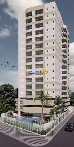 Apartamento, código 8742 em Mongaguá, bairro Vila Anhanguera