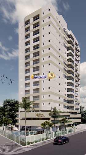 Apartamento, código 8743 em Mongaguá, bairro Vila Anhanguera