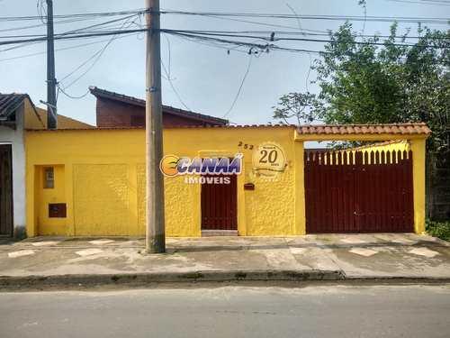 Casa, código 9016 em Mongaguá, bairro Vila São José