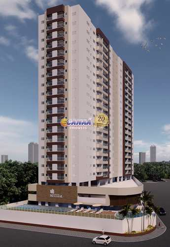 Apartamento, código 9109 em Mongaguá, bairro Jardim Praia Grande