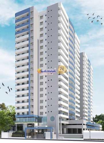 Apartamento, código 9258 em Praia Grande, bairro Ocian