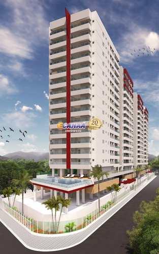 Apartamento, código 9410 em Praia Grande, bairro Caiçara
