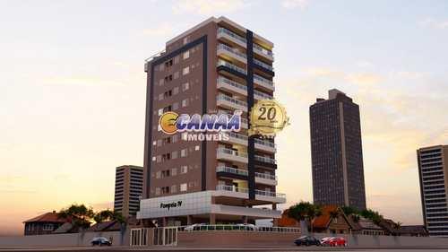 Apartamento, código 9481 em Praia Grande, bairro Ocian