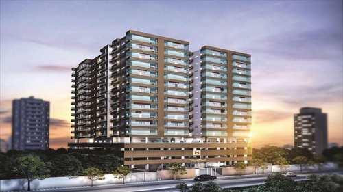 Apartamento, código 969801 em Praia Grande, bairro Caiçara