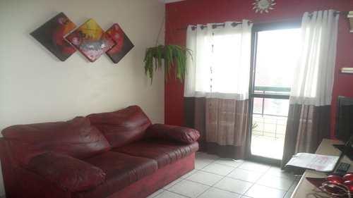 Apartamento, código 952001 em Praia Grande, bairro Ocian