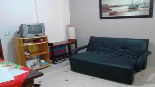 Apartamento, código 950901 em Praia Grande, bairro Aviação